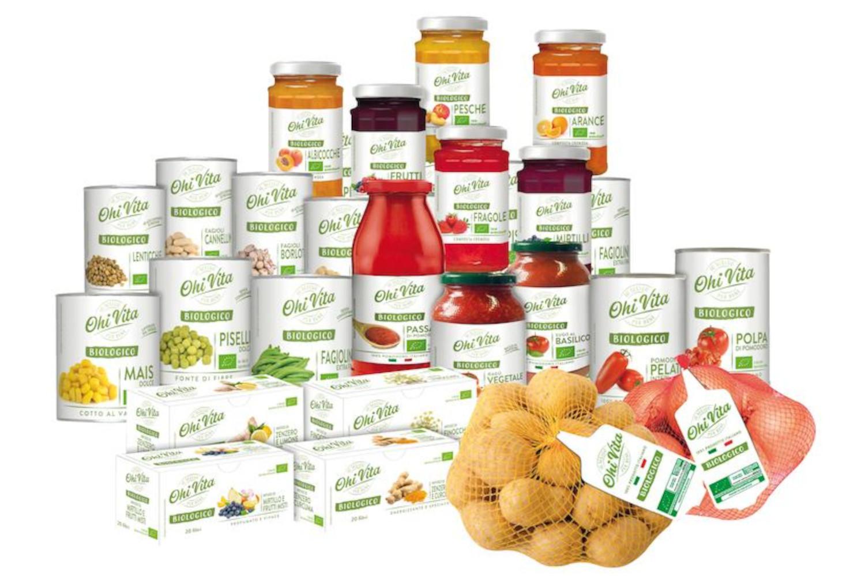 prodotti biologici Ohi Vita