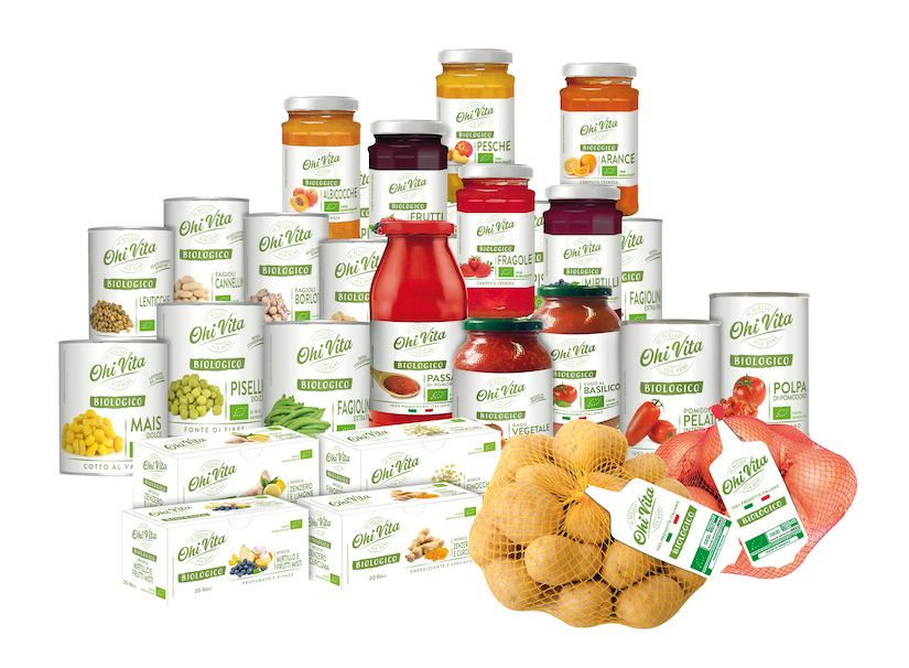 Ohi Vita prodotti salutari